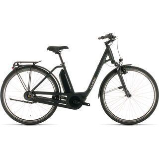 Cube Town Hybrid ONE 400 2020, iridium´n´black - E-Bike