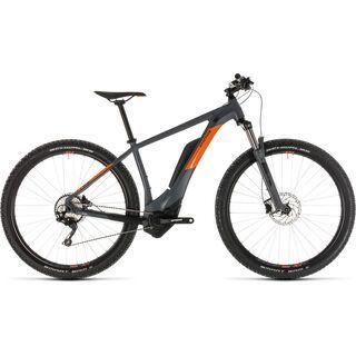Cube Reaction Hybrid Pro 400 29 2019, grey´n´orange - E-Bike