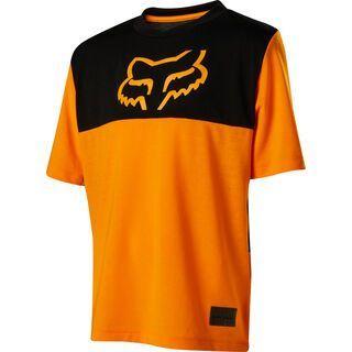 Fox Youth Ranger Drirelease SS Jersey, atomic orange - Radtrikot