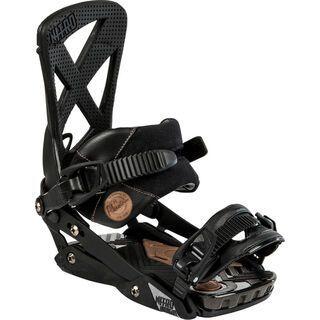 Nitro Phantom 2015, black - Snowboardbindung