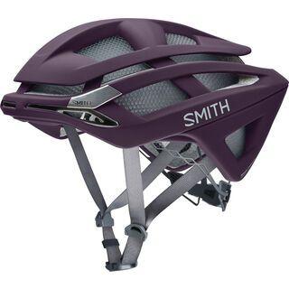 Smith Overtake MIPS, matte black cherry - Fahrradhelm
