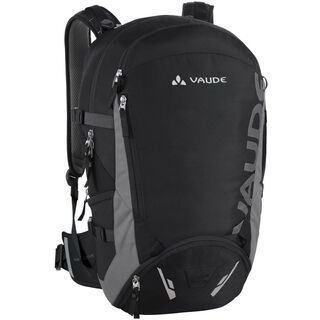 Vaude Gravit 25+5, black - Fahrradrucksack