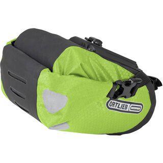 Ortlieb Saddle-Bag Two 1,6 L, lime-black - Satteltasche