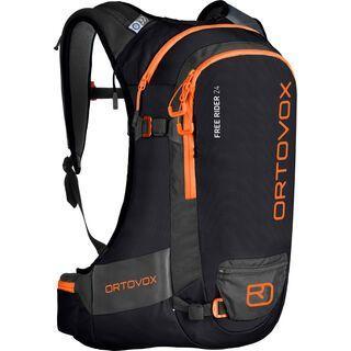 Ortovox Free Rider 24, black raven - Rucksack