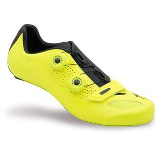 Specialized S-Works Road Shoe, Yellow/Black Team - Radschuhe