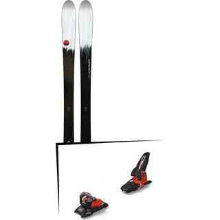 Set: Line Sir Francis Bacon 2018 + Marker Jester 18 Pro ID black/flo-red