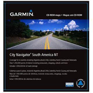 Garmin CityNavigator NT 2012 Südamerika (microSD) - Karte