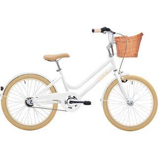 Creme Cycles Mini Molly 20 2016, white - Kinderfahrrad