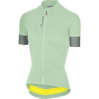 Castelli Anima 2 Jersey FZ, pastel mint - Radtrikot