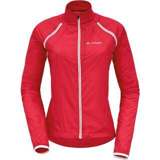 Vaude Women's Windoo Jacket, red - Radjacke
