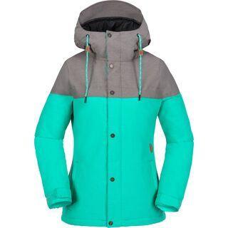 Volcom Bolt Ins Jackt, teal green - Snowboardjacke