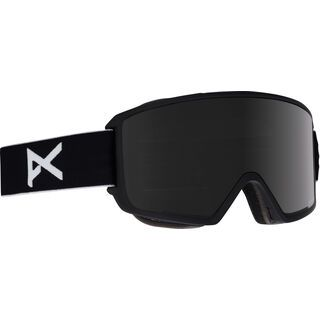 *** 2. Wahl *** Anon M3, black/Lens: polarized smoke - Skibrille |