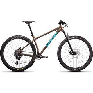 Santa Cruz Chameleon AL D 29 2020, bronze/blue - Mountainbike