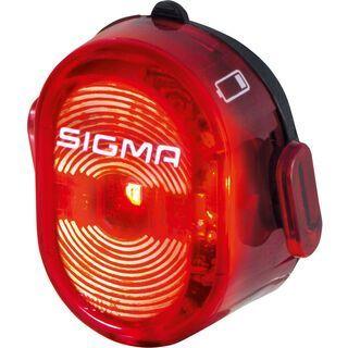 Sigma Nugget II, schwarz - Beleuchtung