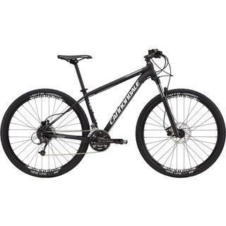 *** 2. Wahl *** Cannondale Trail 4 29 2017, black - Mountainbike | Größe L // 47,5 cm