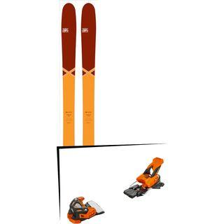 Set: DPS Skis Cassiar 95 Pure3 2016 + Tyrolia Attack 16 (1715200)
