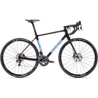 Storck T.I.X. Pro G1 Ultegra 2016, black/blue - Crossrad