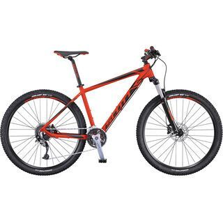 Scott Aspect 740 2016, red/black - Mountainbike