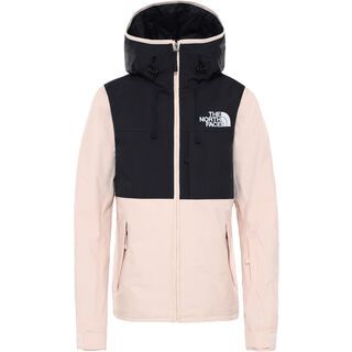 The North Face Women's Superlu Jacket, morning pink/tnf black - Skijacke