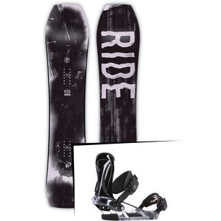 Set: Ride Warpig 2019 + Ride KS black