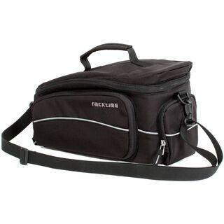 Racktime Trunk-it, bill-black - Gepäckträgertasche