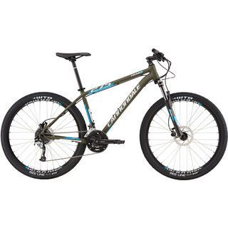 Cannondale Trail 5 27.5 2016, green clay/blue - Mountainbike