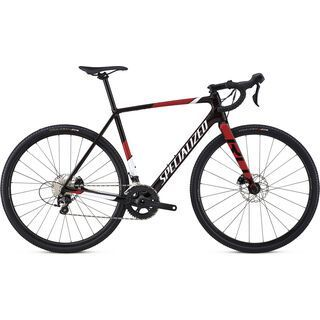 Specialized CruX Sport 2019, red tint/white/red - Crossrad