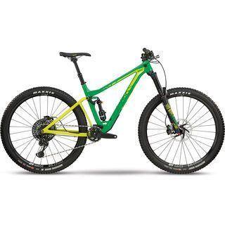 BMC Trailfox 02 One 2018, candy green - Mountainbike