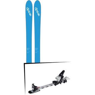 Set: DPS Skis Wailer 106 2017 + Hagan Z02 (1994610S)