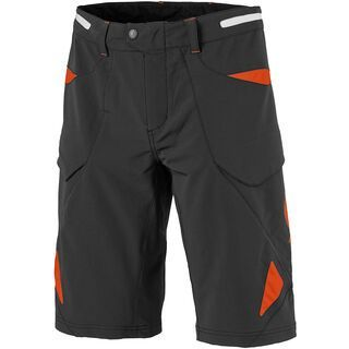 Scott Mind ls/fit Shorts, black/orange - Radhose