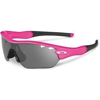Oakley Radar Edge, Pink Lava/Black Iridium - Sportbrille