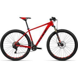 *** 2. Wahl *** Cube LTD SL 29 2016, red´n´flashred - Mountainbike | Größe 19 Zoll
