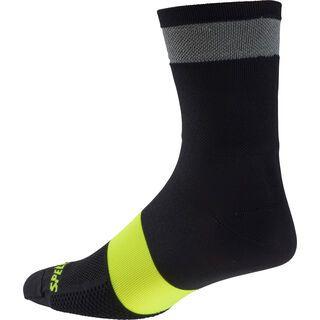 Specialized Reflect Tall Socks, black - Radsocken