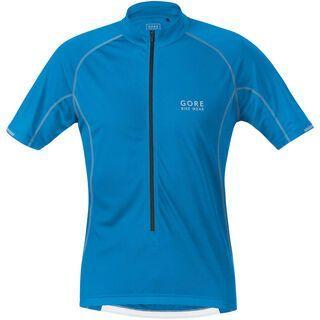 Gore Bike Wear Contest Trikot, splash blue/silver grey - Radtrikot