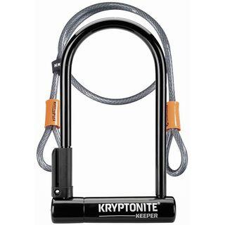 Kryptonite Keeper Standard + KryptoFlex - Fahrradschloss