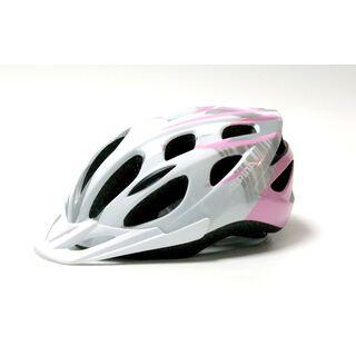 Alpina MTB 14, white-pink - Fahrradhelm