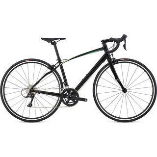 Specialized Dolce Sport 2019, black/cali fade - Rennrad
