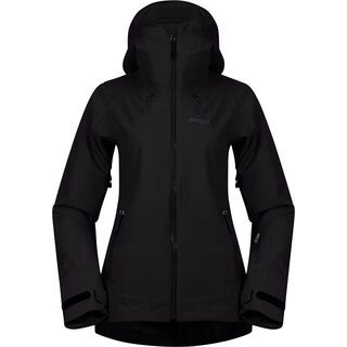 Bergans Stranda Insulated Hybrid W Jacket black/solid charcoal