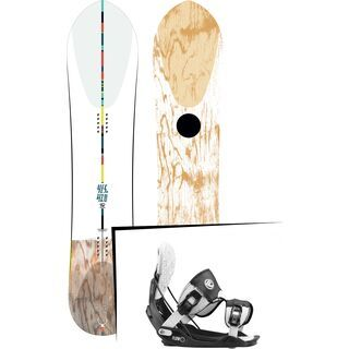 Set: Yes The 420 Powder Hull 2017 + Flow Five (1513181S)