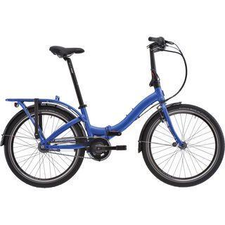Tern Castro P7i 2019, dark blue/blue - Faltrad