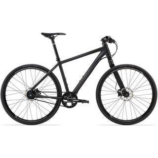 Cannondale Bad Boy 8 2014, schwarz matt - Urbanbike