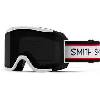 Smith Squad inkl. WS, repeat/Lens: cp sun black - Skibrille