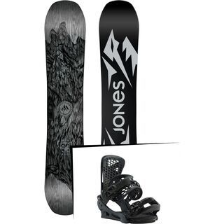 Set: Jones Ultra Mountain Twin 2019 + Burton Genesis X (1930984S)