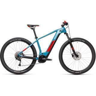 Cube Reaction Hybrid Performance 625 29 2021, blue´n´red - E-Bike