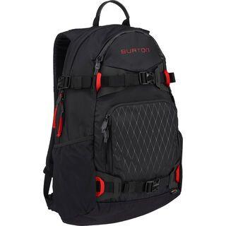 Burton Rider's Pack 2.0, black cordura - Rucksack