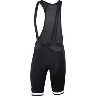 Sportful BodyFit Team Classic Bibshort, black/white - Radhose