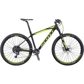 Scott Scale 700 RC 2016, black/yellow - Mountainbike