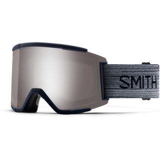 Smith Squad XL inkl. WS, ink/Lens: cp sun platinum mir - Skibrille