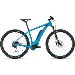 Cube Reaction Hybrid ONE 500 29 2018, reefblue´n´blue - E-Bike
