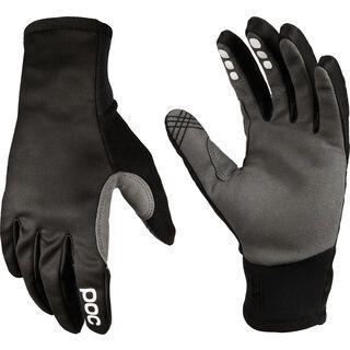 POC Resistance Softshell Glove, uranium black - Fahrradhandschuhe